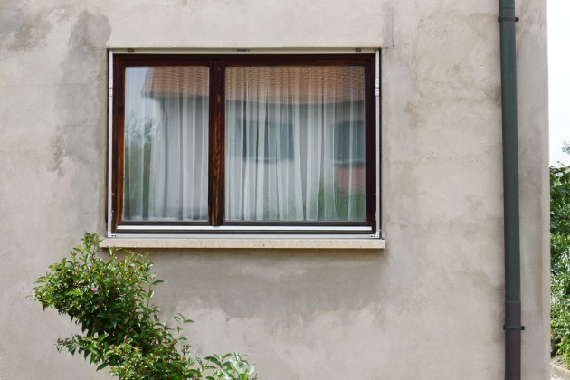 weniger ist mehr?  deko Fenster