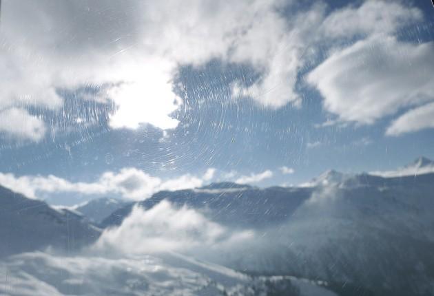 bad hofgastein, Schnee , Berge