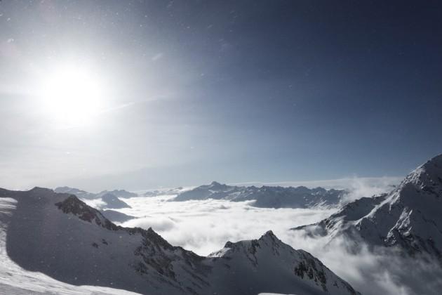 stubaier gletscher, 2015