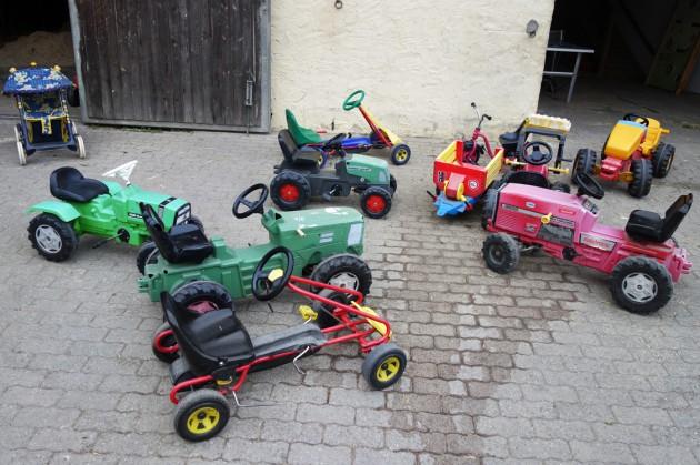 Traktor und Co